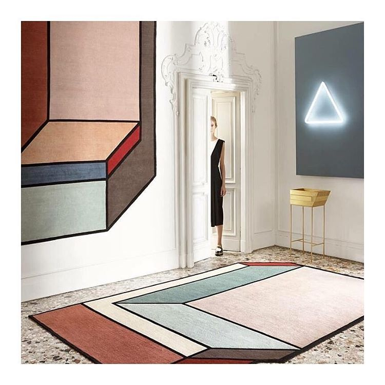 Beautiful visioni carpets from patriciaurquiola for cctapis patriciaurquiola ilovepatriciaurquiola carpethellip