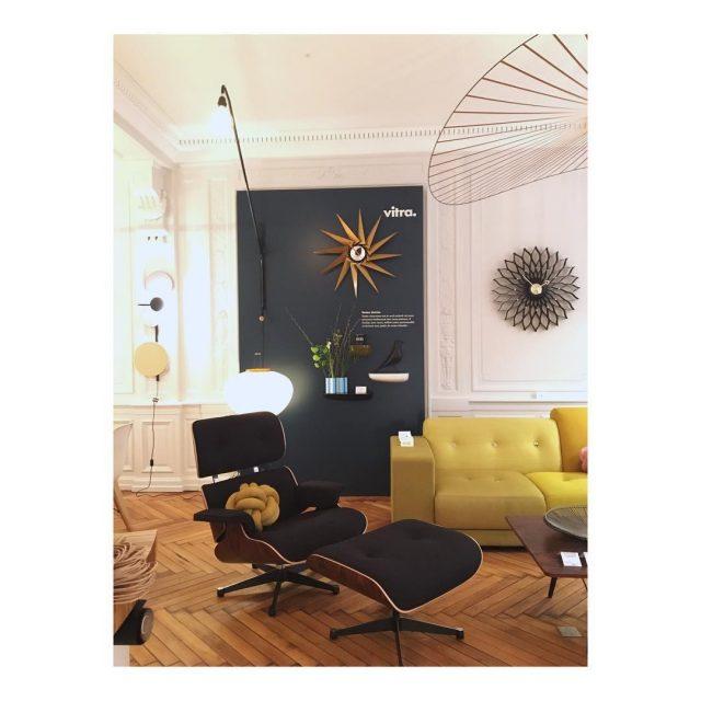 galeriefouduroi designshop design strasbourg vitra eames georgenelson