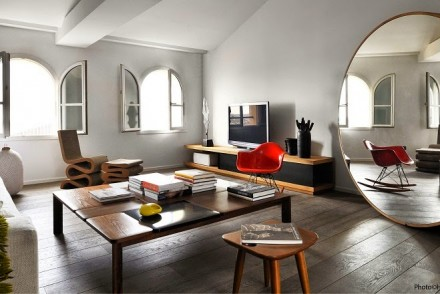 a berlin une station essence reconvertie en maison. Black Bedroom Furniture Sets. Home Design Ideas