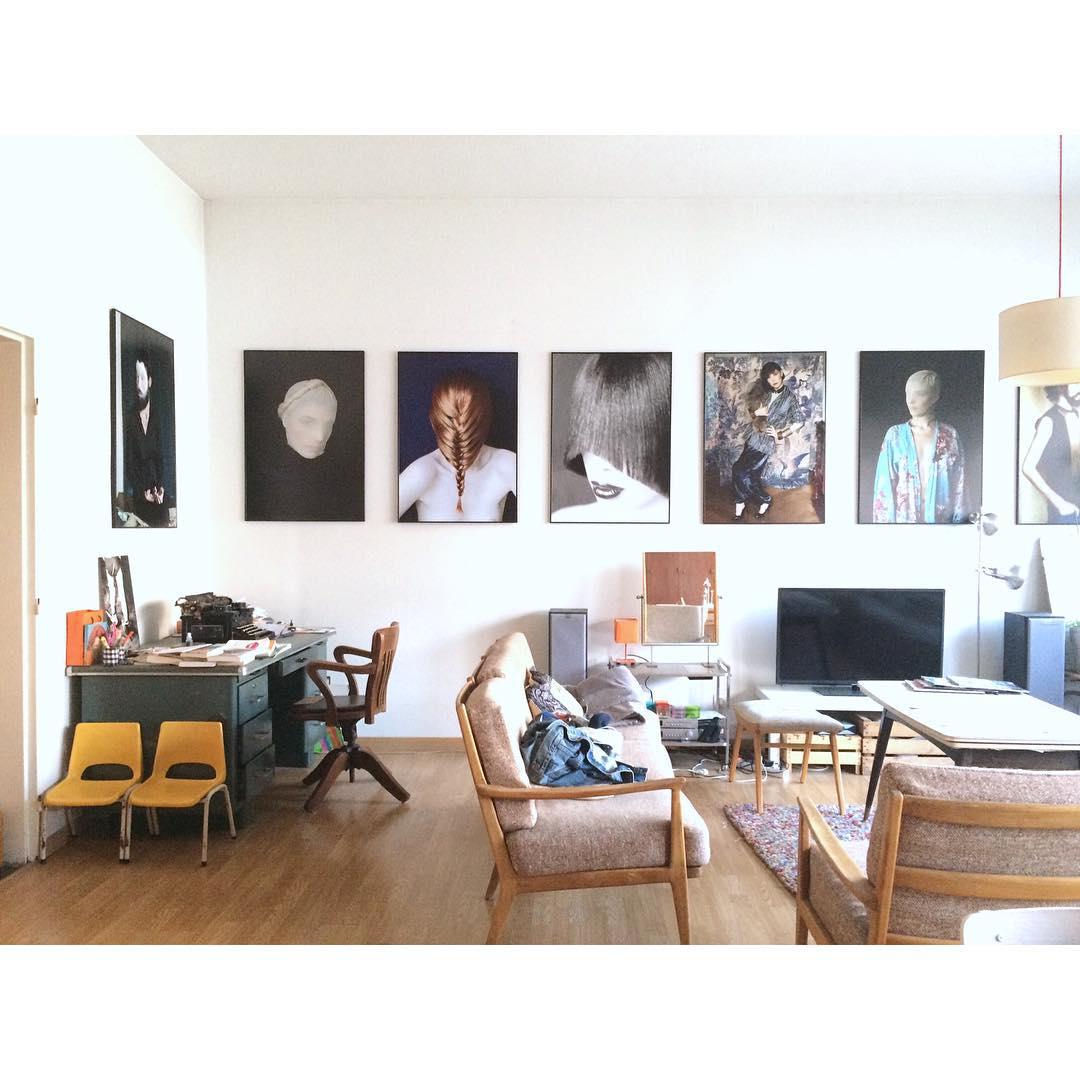 regram friendshome interior homeinspo vintageliving Strasbourg