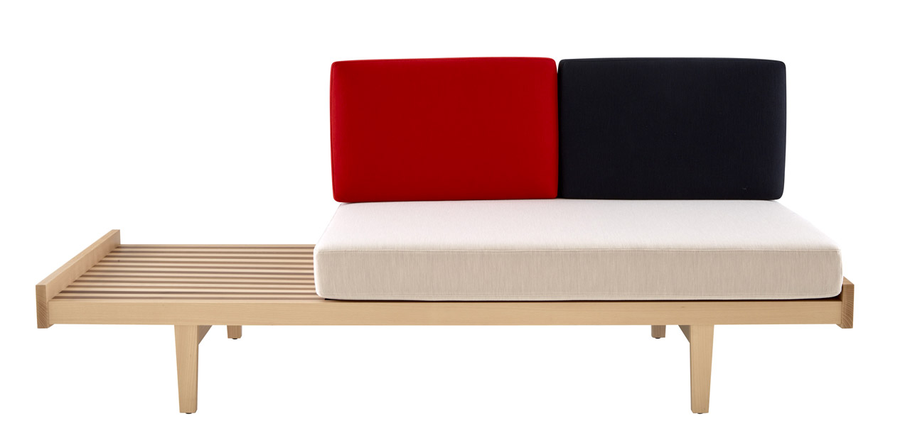 ligne-roset-daybed-pierre paulin-