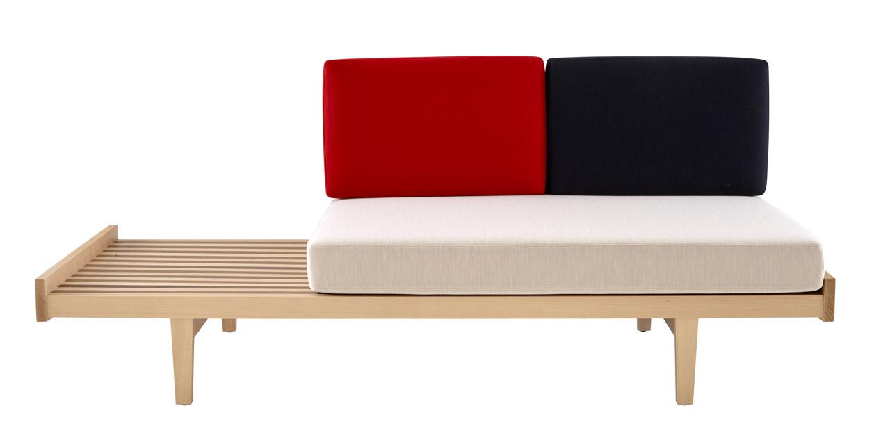 Daybed de pierre paulin miluccia inspiration d coration et design - Ligne roset meuble tv ...