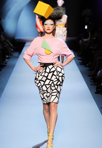 Christian Dior 2011-memphis-milano-design-80's