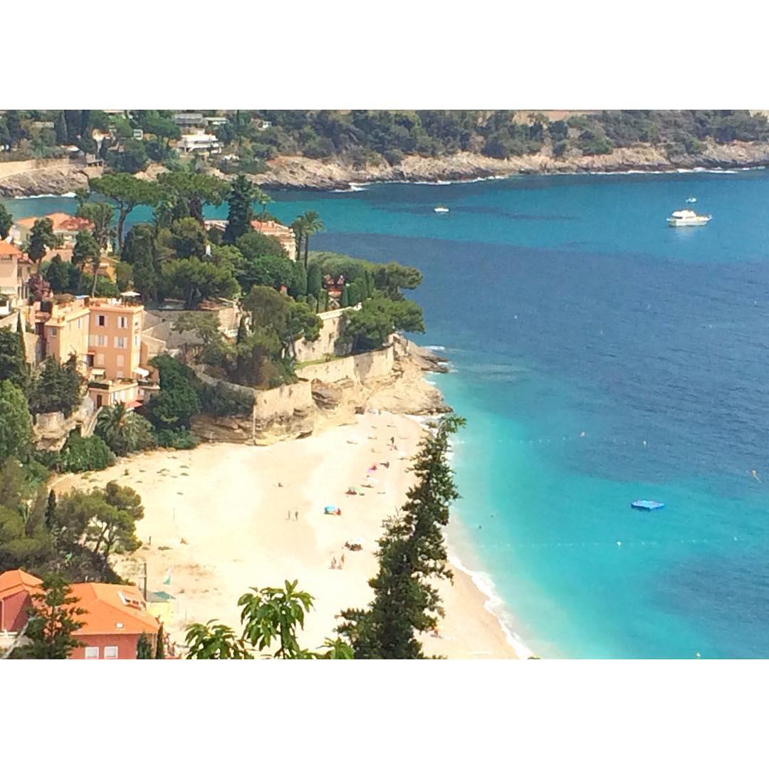 Roquebrune Cap Martin Et au loin la villa E1027 dEileenhellip