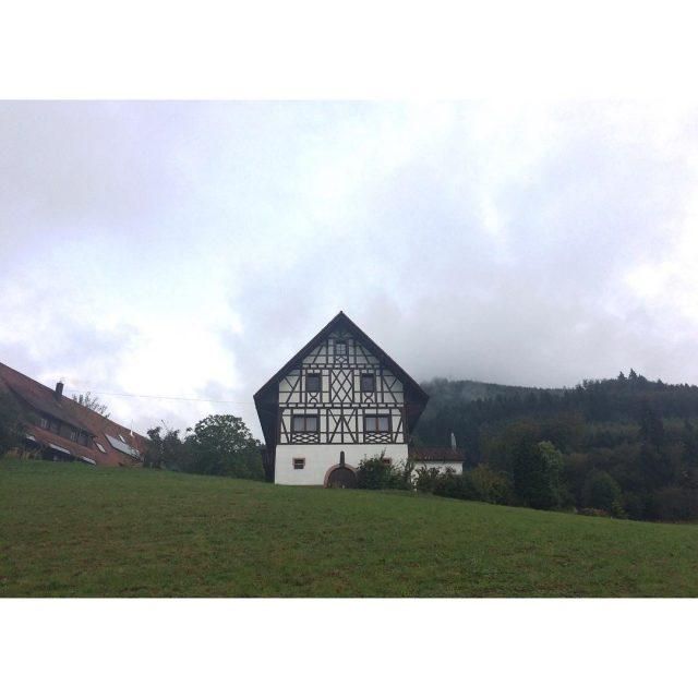 Schwartzwald la maison denfance de ma maman foretnoire Germany