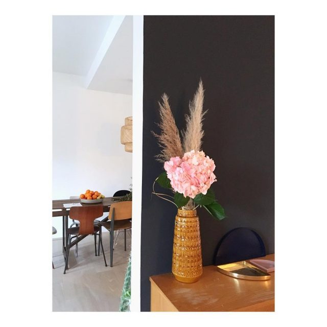 Mon plaisir du samedi acheter des fleurs interiorinspiration hortensia
