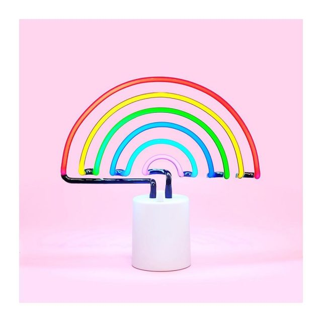 neon rainbow arcenciel shopbando neonlights