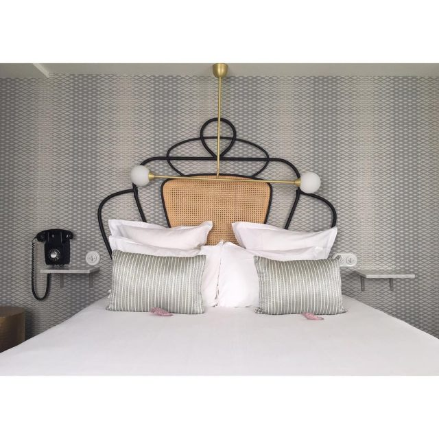 Changement de cadre! Sublime chambre hotelpanache paris
