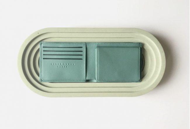 carreroyal;wallet;portefeuille;cuir;couleur;minimal,