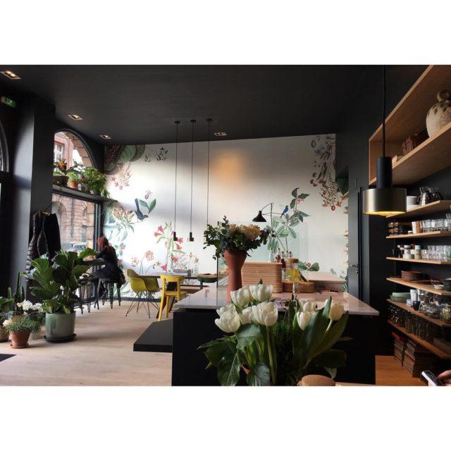 Chez surtout entre potes strasbourg cafeboutique cafestrasbourg interiors bienfaitparis