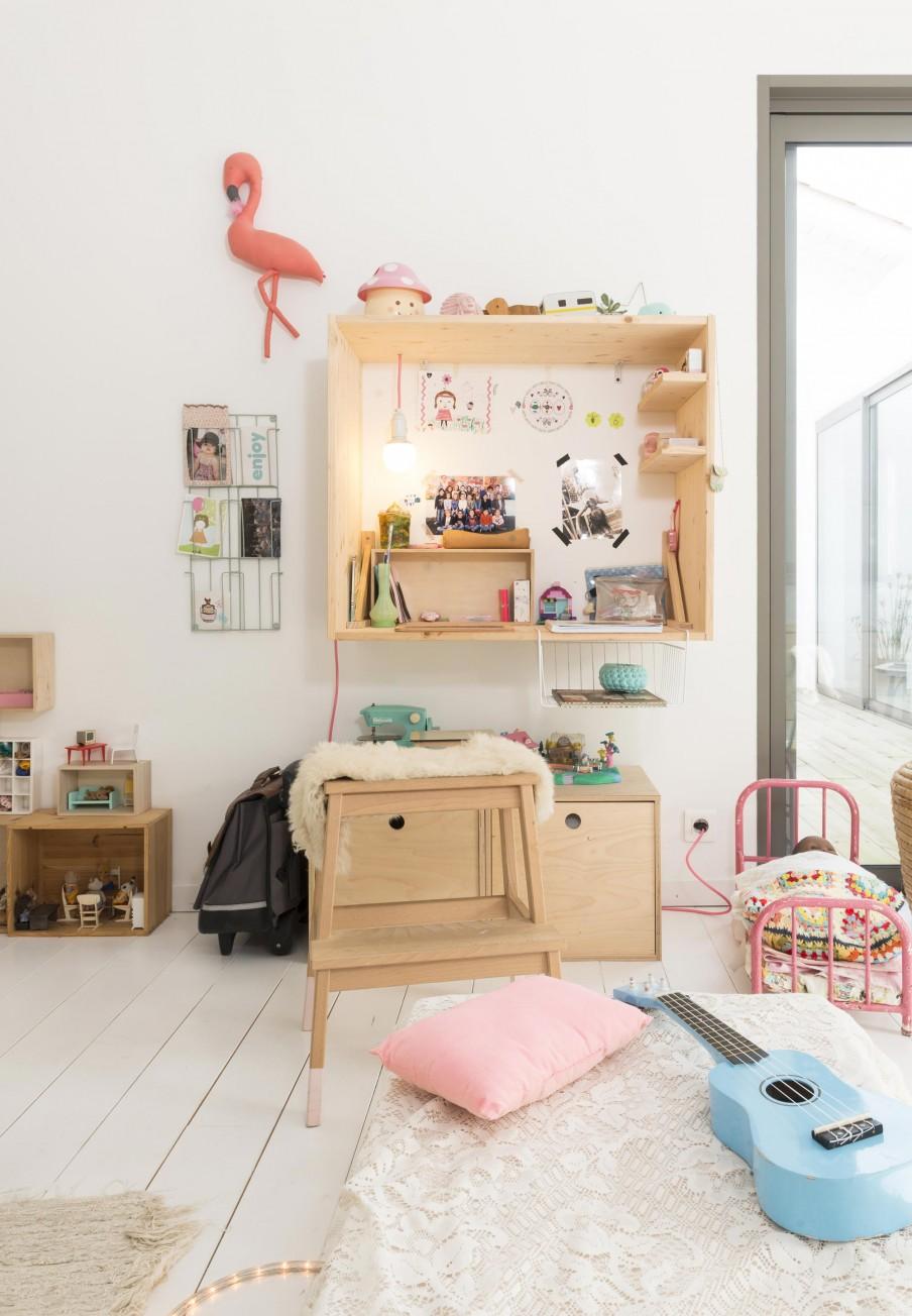 El encanto de una habitaci n infantil vintage decorada con - Ideas para decorar una habitacion infantil ...